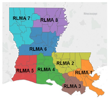 WIOA STATE PLAN FOR THE STATE OF LOUISIANA
